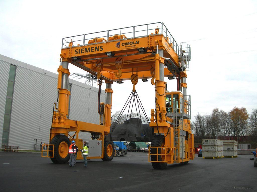 cimolai technology MST Siemens
