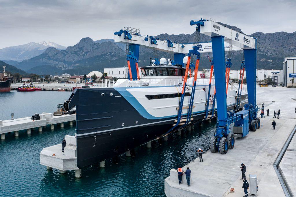 ASBAS - MBH 560 Cimolai Technology